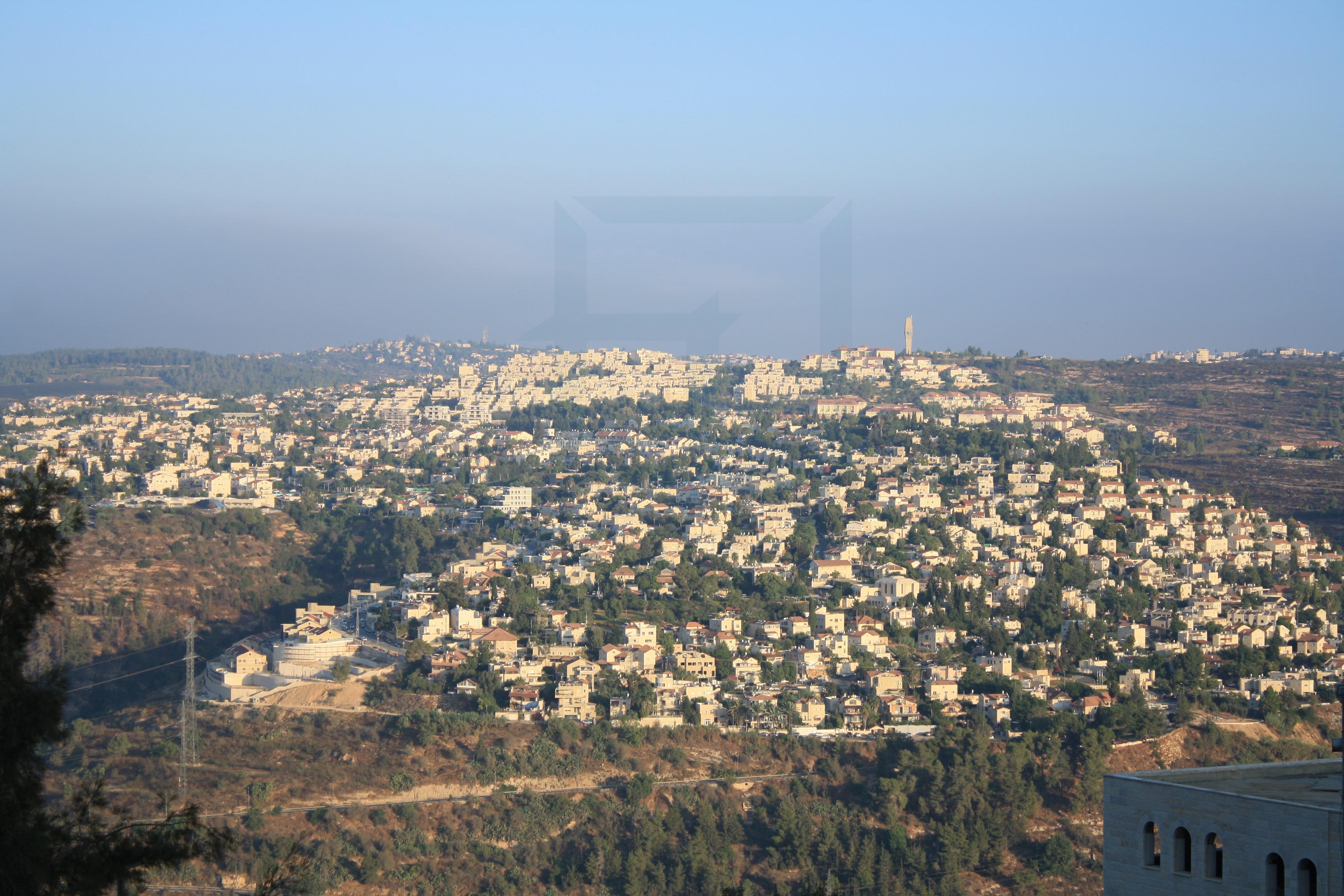 מבט על מבשרת ירושלים