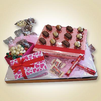 צילום ועיצוב מוצרי שוקולד - שי מתוק